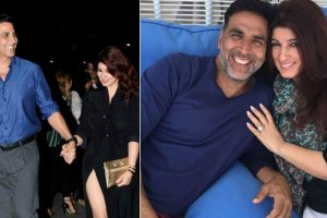Twinkle Khanna wishes 'Mr K' Akshay Kumar on his 51st birthday