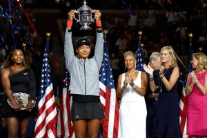 Naomi Osaka gifts Japan first Grand Slam singles title, beats Serena Williams in emotional US Open final