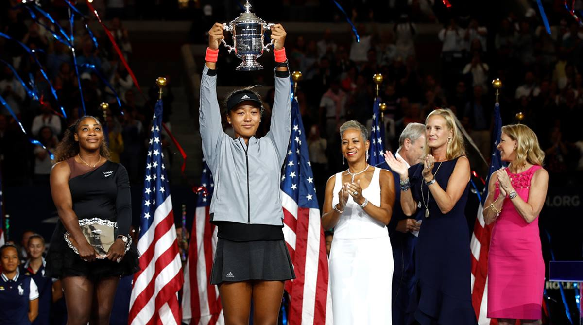 US Open finale, Naomi Osaka, Serena Williams