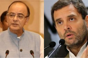 'Clown prince' concocting lies on Rafale jet deal, bad loans: Jaitley attacks Rahul Gandhi