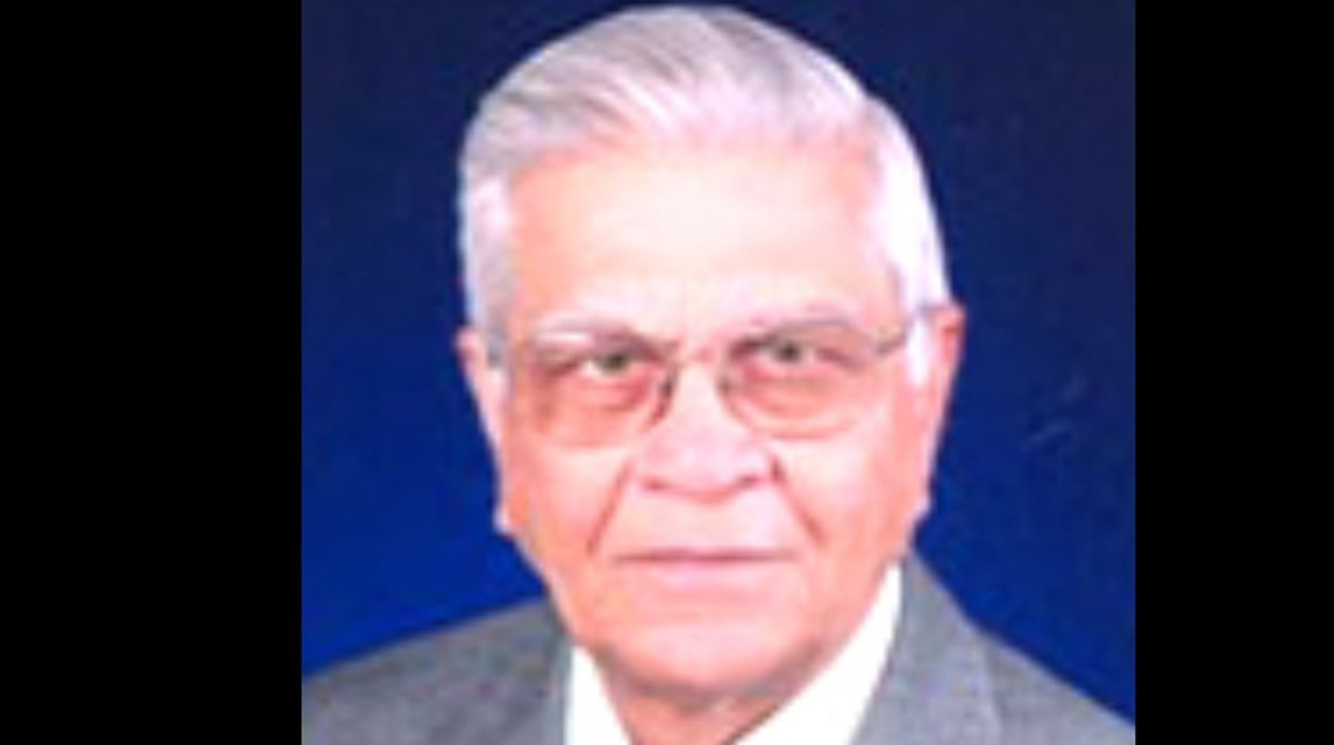 VS Vyas passes away, Noted economist, Padma Bhushan awardee, VS Vyas death,