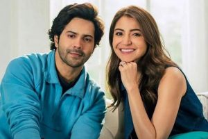 Varun and Anushka signed as ambassadors of Skill India Campaign