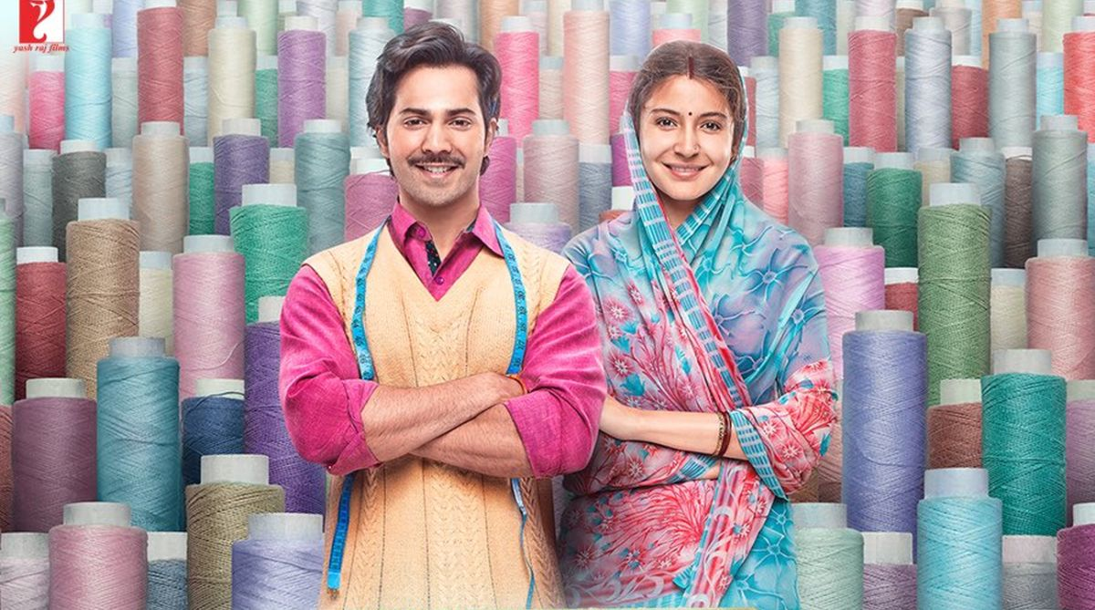 Varun Dhawan, Anushka Sharma in Sui Dhaaga Made In India