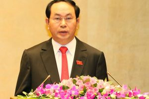 Vietnamese President Tran Dai Quang dies following prolonged illness
