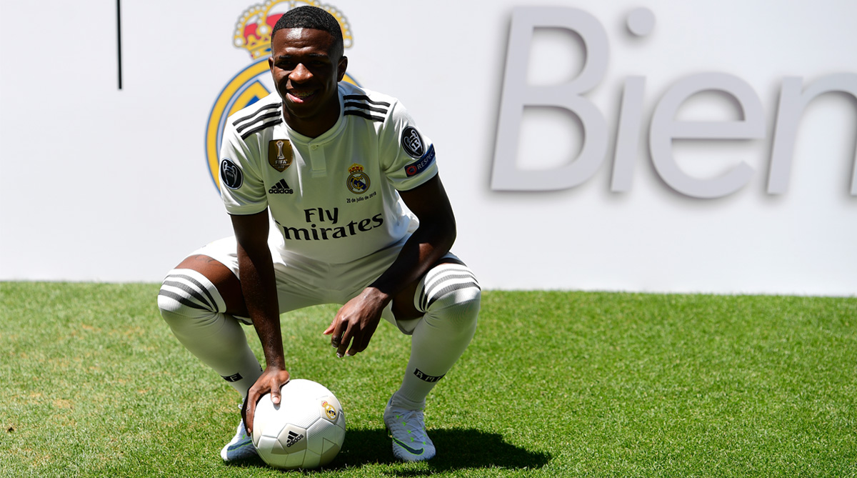 Vinicius Jr, Real Madrid C.F., La Liga, UEFA Champions League, Instagram, Instagram Video, Real Madrid Training, Vinicius Jr Video, Vinicius Jr Goal, Real Madrid News