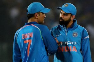MS Dhoni reveals why he let Virat Kohli take over India captaincy