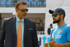 Ravi Shastri reveals reason behind Virat Kohli's absence from Asia Cup 2018