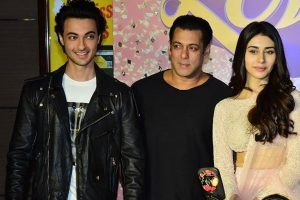 Salman Khan is my real-life hero: Warina Hussain