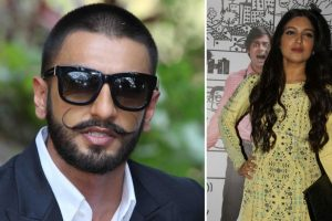 When Ranveer Singh intimidated Bhumi