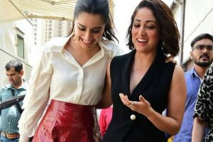 No cat fight between Yami Gautam and Shraddha Kapoor | Here's proof