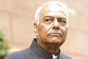 Indian rupee has slipped into coma: Ex-Finance Minister Yashwant Sinha