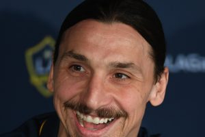 Frustrated Zlatan Ibrahimovic coy on LA Galaxy future