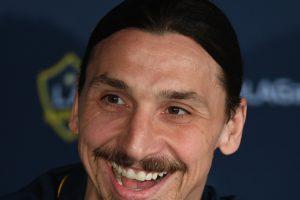 Frustrated Zlatan Ibrahimovic coy on LA Galaxy future