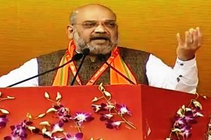 BJP will force illegal migrants out of India, says Amit Shah