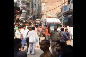 Five killed as building collapses in Delhi's Ashok Vihar, rescue operation underway