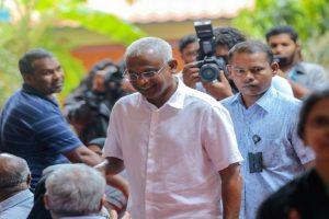 Maldives' President-elect invites PM Modi to attend oath-taking