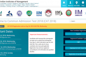 CAT 2018 registration last date extended | Apply now at iimcat.ac.in
