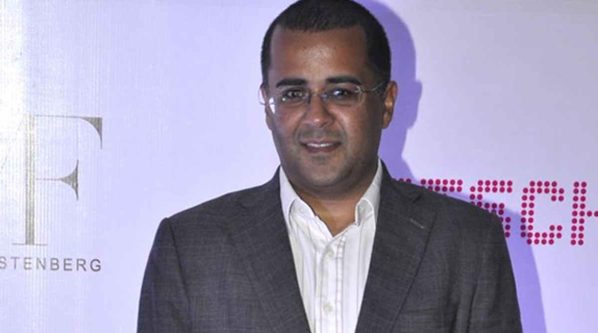Chetan Bhagat, The Girl in Room 105
