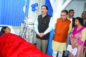 Himachal DDU hospital gets dialysis centre