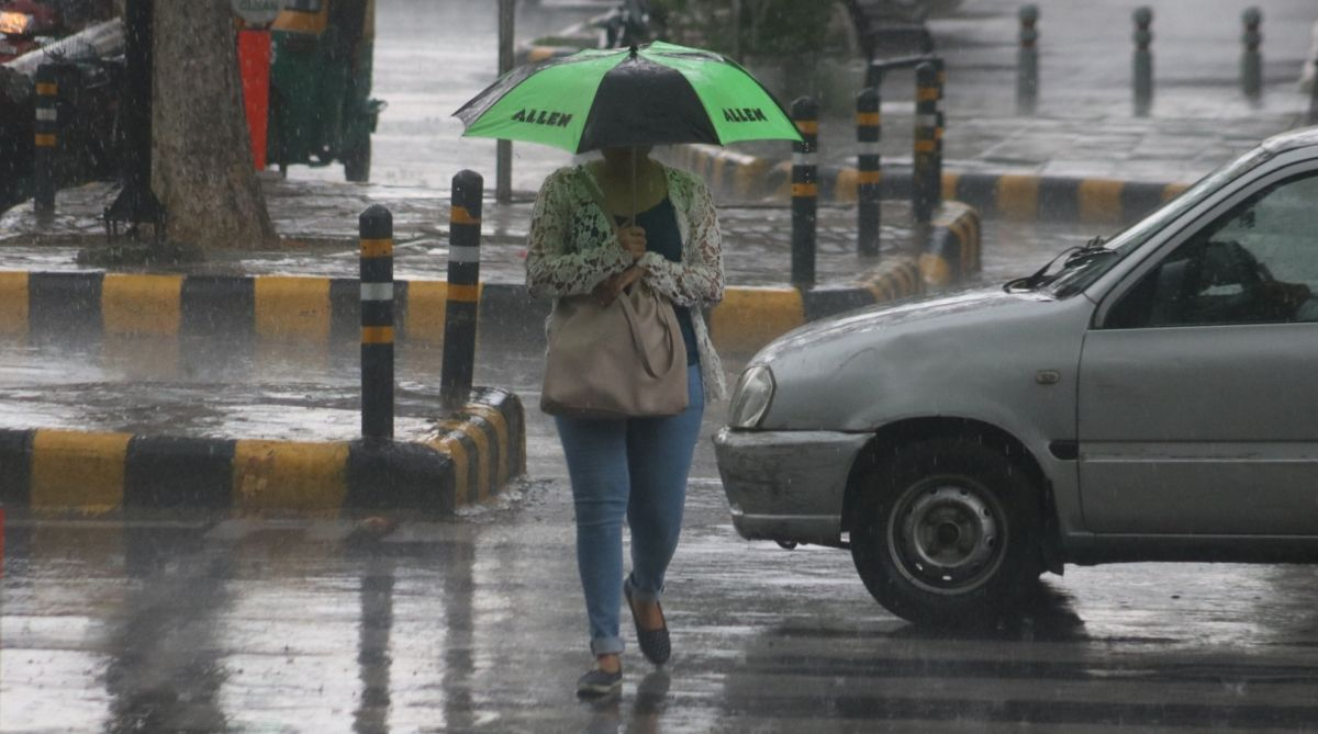 Cyclone Daye effect: Light showers in Delhi; heavy rains in Punjab, Haryana, C'garh
