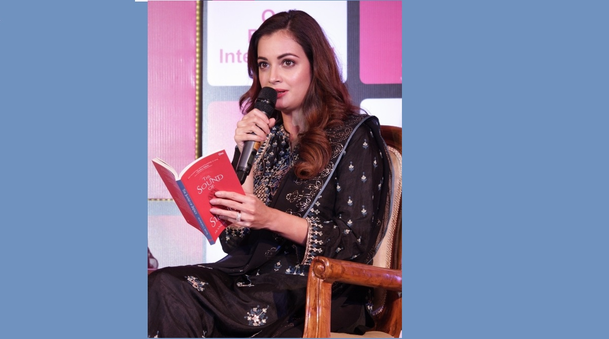 Desire to pen book on India's unsung conservation heroes: Dia Mirza