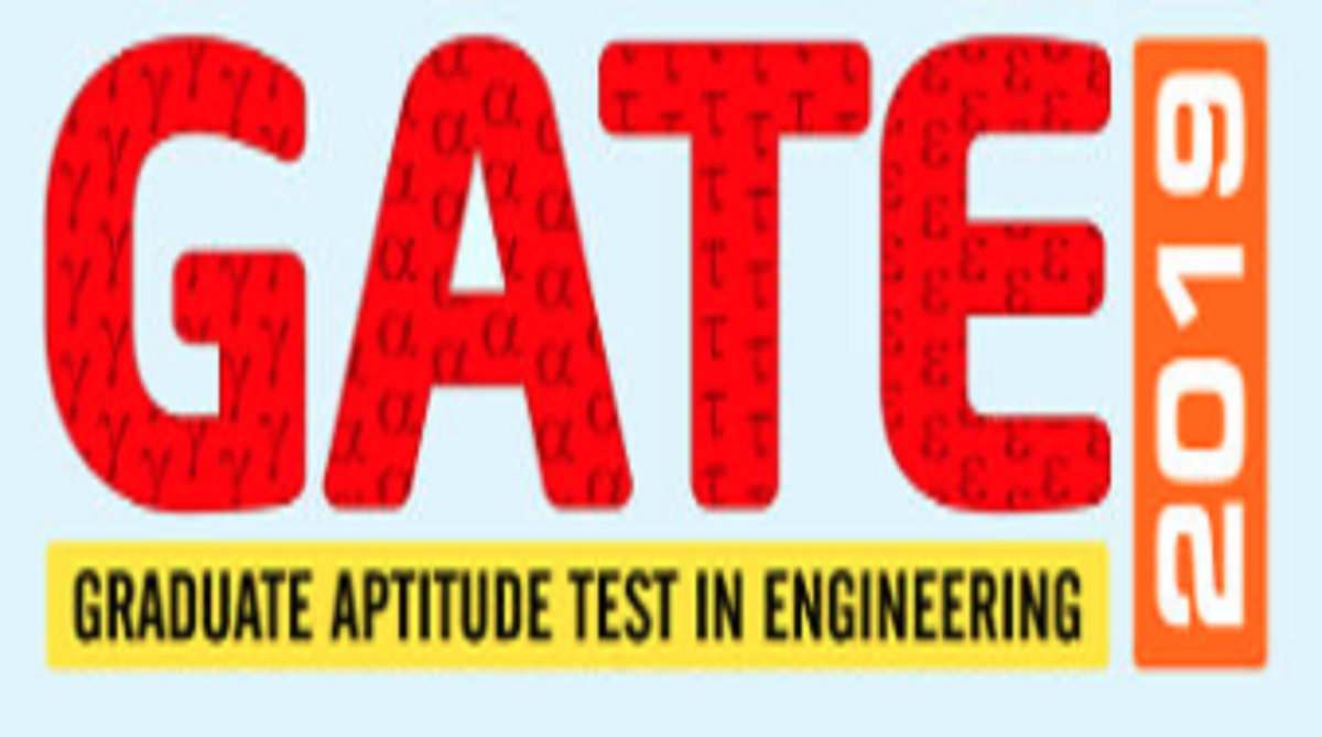 GATE Online application, GATE 2019, gate.iitm.ac.in, Indian Institute of Technology (IIT) Madras, GATE 2019 entrance exam