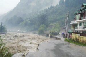 Development policies dark cloud for Himachal