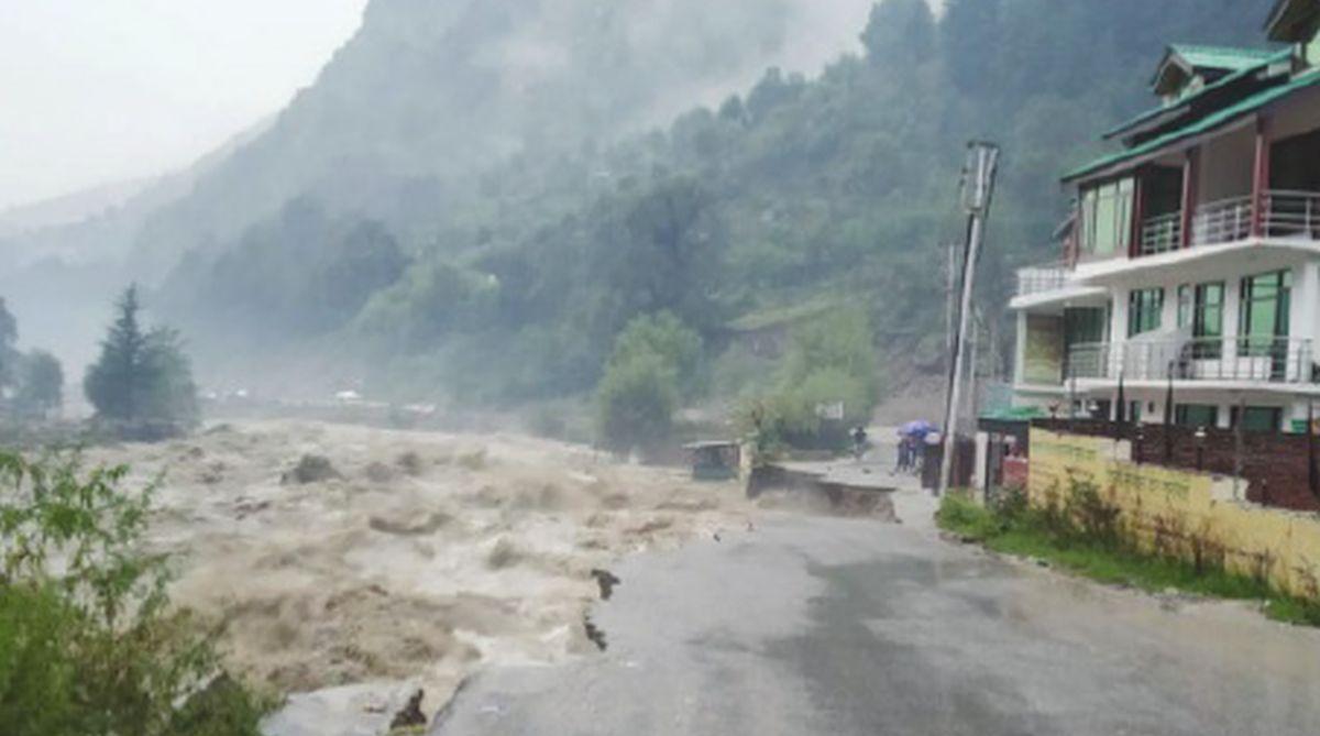 monsoons, Himachal Pradesh,Beas flooding,hydropower projects,Anil Sharma, Development