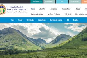 Download HPTET 2018 answer key for Shastri, Language Teacher online at hpbose.org   Himachal Pradesh Board