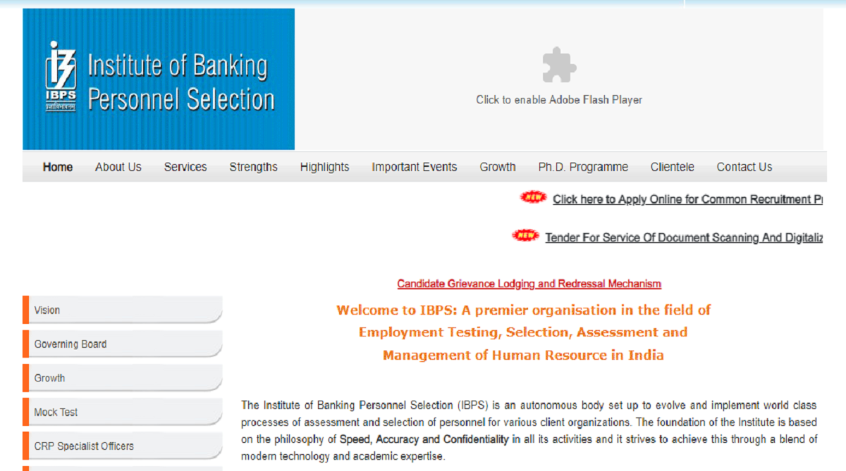 Ibps Rrb Office Assistants Prelims Score 2018 Released Check Now