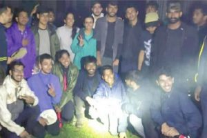 Missing trekkers from IIT Roorkee traced