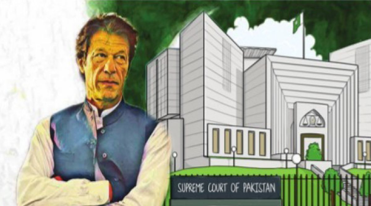 Imran Khan, vigilantism,management, Pakistan,commercial lawyer,judicial system,Multan High Court Bar,Lahore High Court