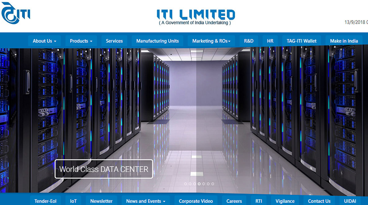 ITI Ltd recruitment 2018, Assistant Executive Engineer Trainee,www.itiltd-india.com