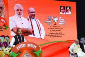 BJP will secure big win in 2019 LS polls: Thakur