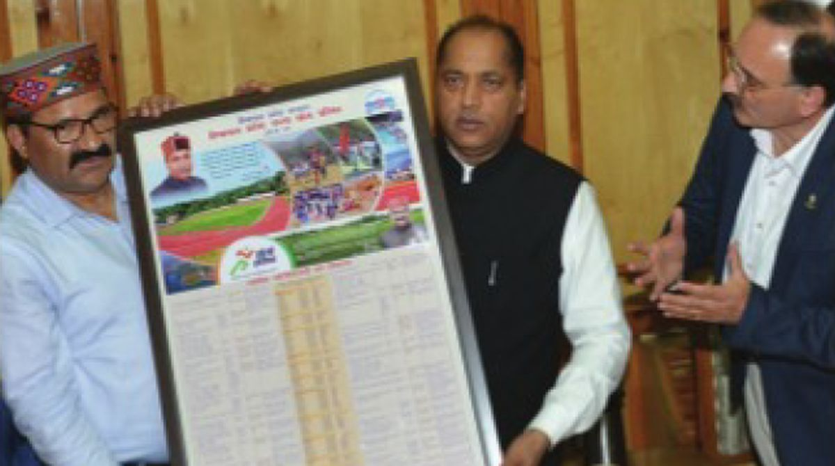 Himachal government, Sports Department, Jai Ram Thakur, Mukhaya Mantri Khel Vikas Yojana, Asian Games