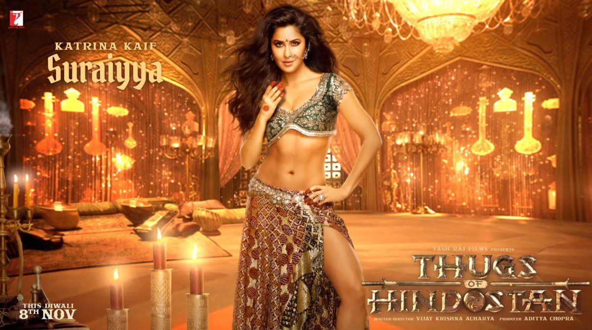 Katrina Kaif's character in 'Thugs of Hindostan' revealed