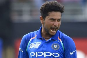 Our batsmen could not pick Kuldeep Yadav: Ramdin