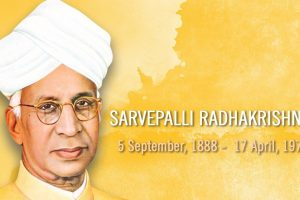 Teachers' Day 2018 | President Kovind, PM Modi pay tribute to Dr Sarvepalli Radhakrishnan