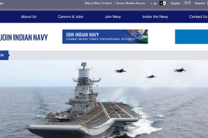Indian Navy posts up for grabs | Apply now at joinindiannavy.gov.in
