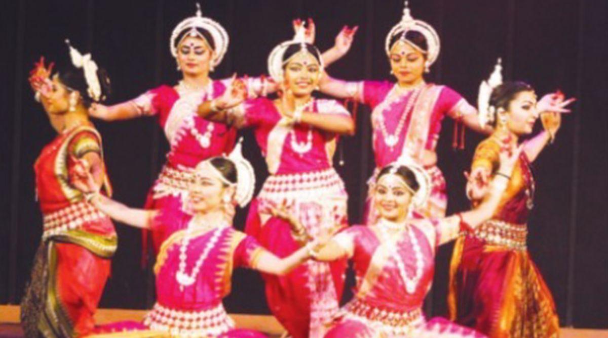 Tridhara Bhubaneswar, Debaprasad Kala Tirtha, Ekaika, Odissi dance, Diptimayee Sahoo, Lord Jagannath, Guru Debaprasad Das, Guru Gajendra Panda