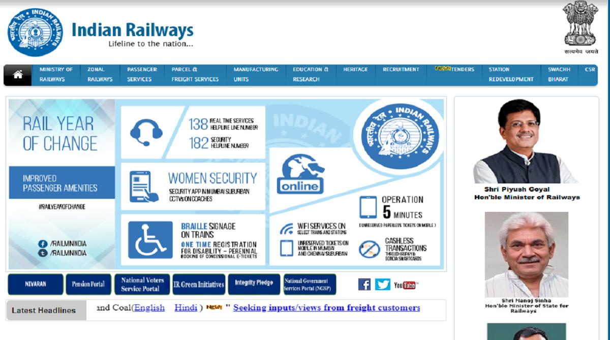 Railway Recruitment Board, Admit card