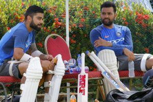 """India vs West Indies: Ganguly """"surprised"""" at Rohit's exclusion from Test squad"""