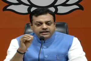 BJP's Sambit Patra cuts into Congress, claims it wants to remove Modi with Pakistan's help