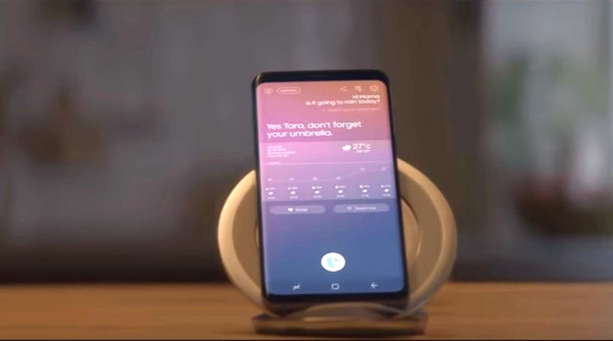 Bixby, Samsung India's digital campaign to help preserve voices forever
