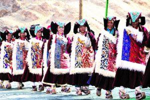 Naropa Festival: Spectacular display of Ladakh culture