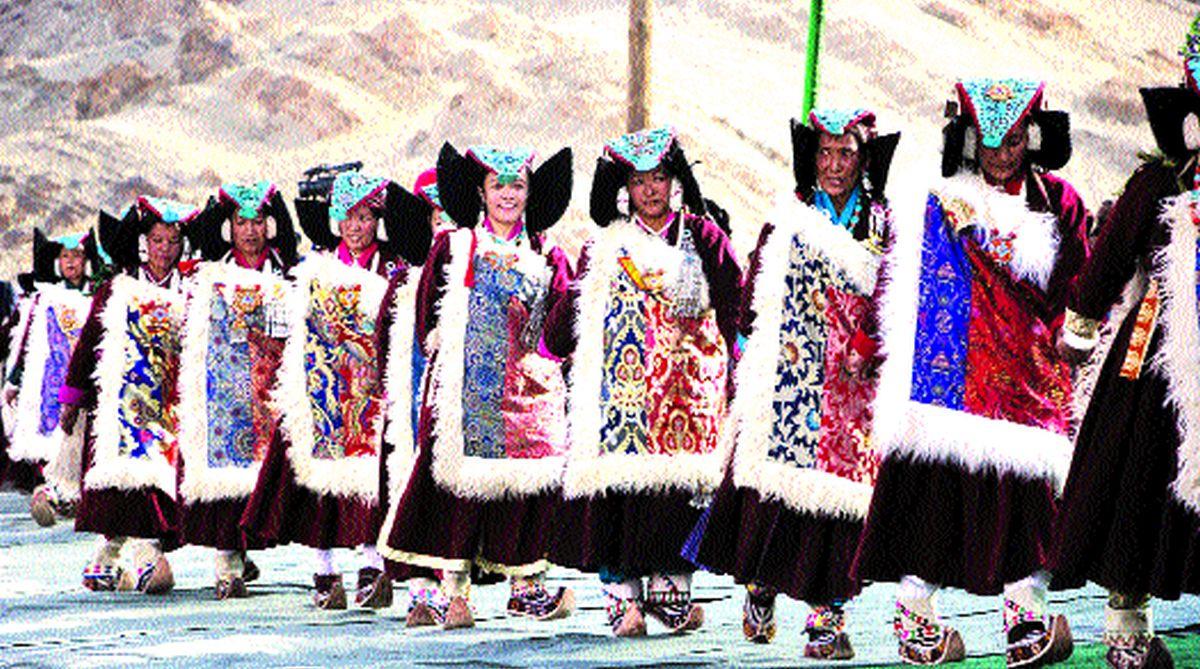 Naropa Festival: Spectacular display of Ladakh culture