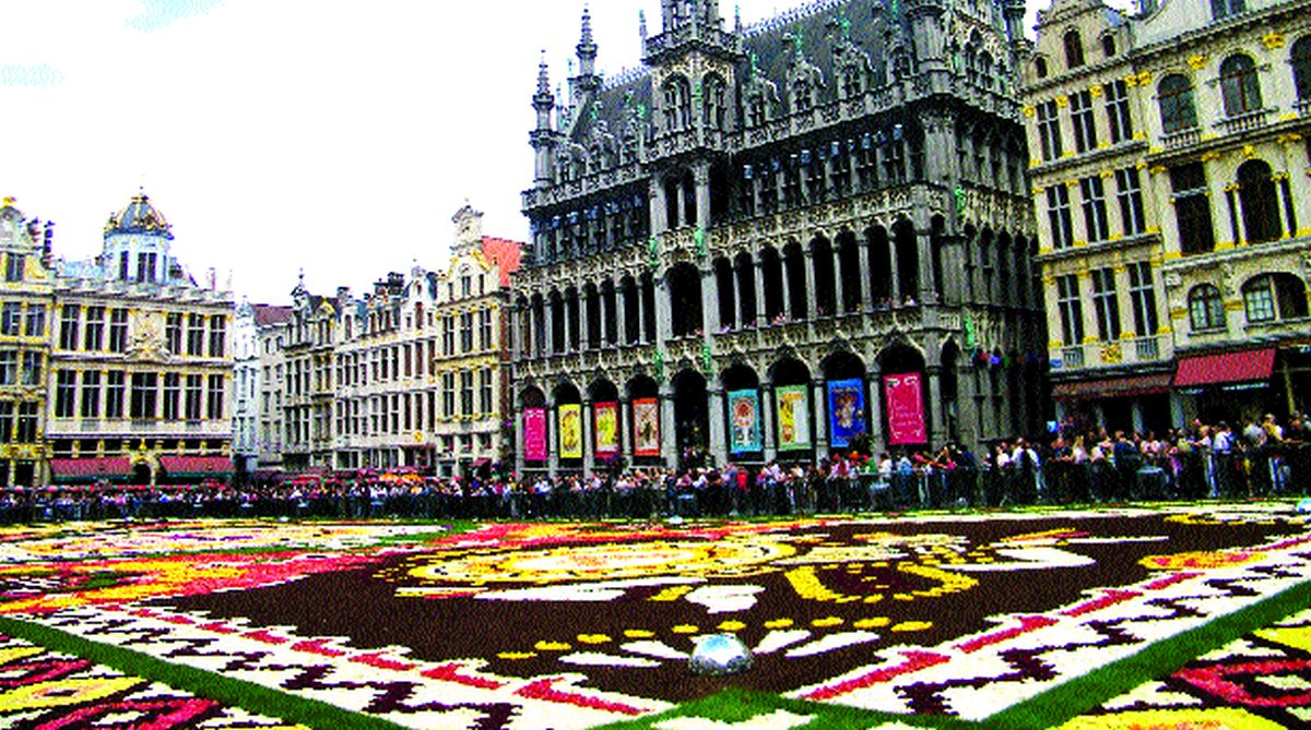 Brussels: Regally diverse