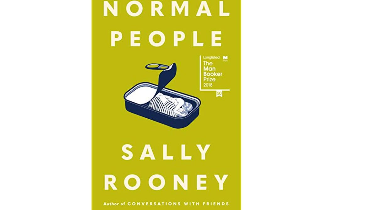Man Booker Prize, Normal People, Sally Rooney