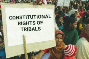 Constitutional issues of Scheduled Tribes