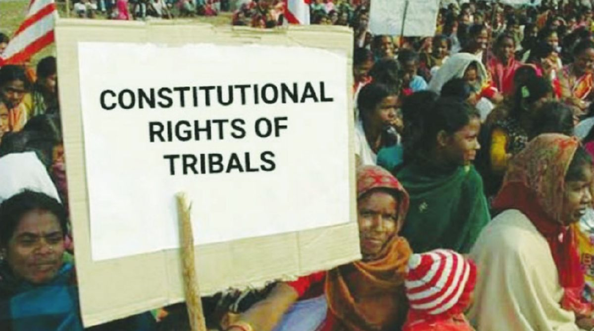 Scheduled Tribes, Supreme Court, Central Government, Constitution, Article 342, Union territory, North East
